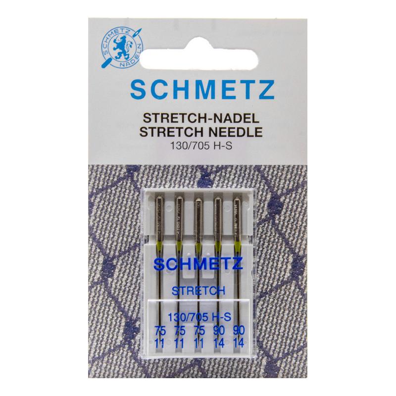 Aiguilles stretch Schmetz assortiment 75/90