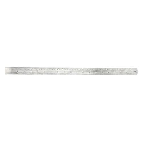 Réglet acier rigide 50 cm