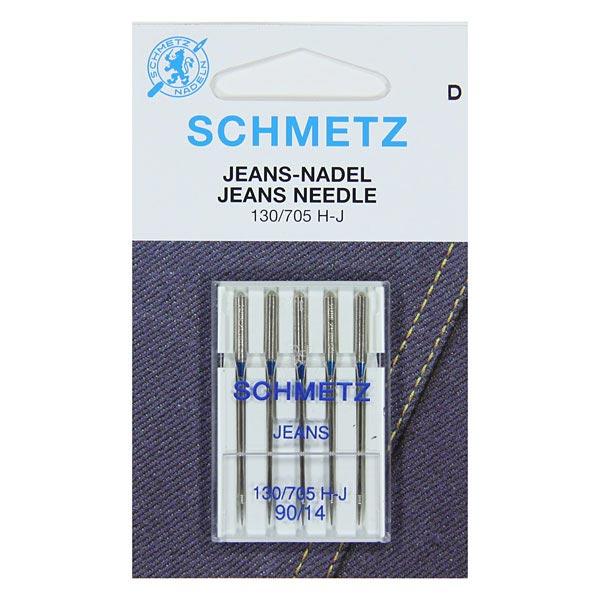Aiguilles jeans Schmetz n°90