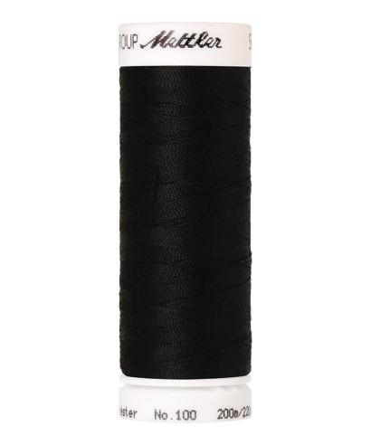 Fils à coudre polyester Mettler SERALON 200m N°4000