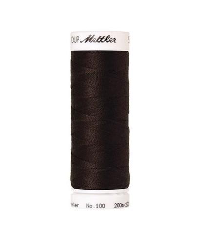 Fils à coudre polyester Mettler SERALON 200m N°1002