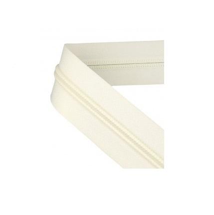 Fermeture non séparable crème 50 cm