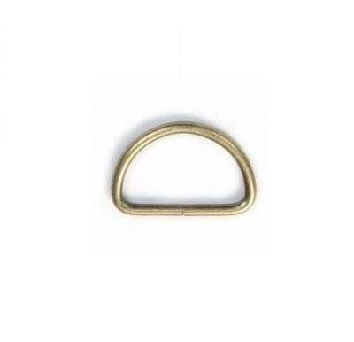 Anneaux D 32 mm Bronze