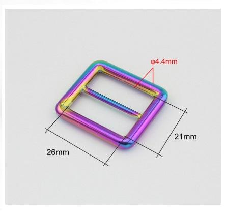 Boucle de réglage rainbow 25 mm