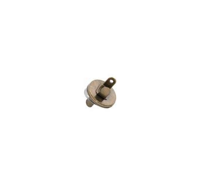 Pression aimantée bronze 18 mm