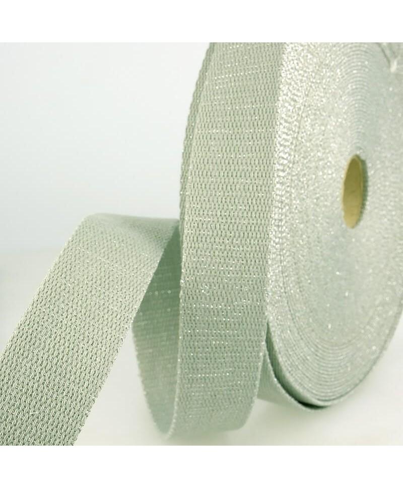Sangle métal 30 mm Gris / Argent