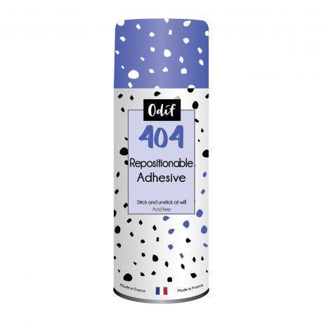 Colle repositionnable pour papier 404 Odif 250 ml